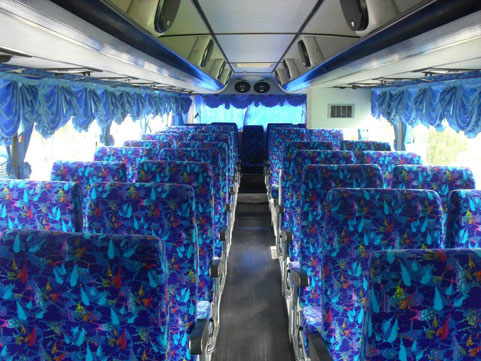 double decker rental from Bangkok to Pattaya