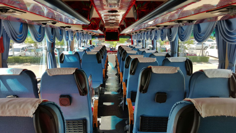 Big Bus Rental in Thailand
